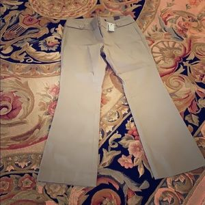Limited Exact Stretch tan pants size 6S